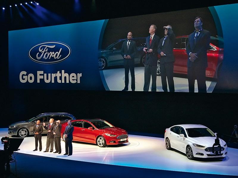 Новый Ford Fiesta - Ford