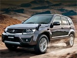 Suzuki рассекретил фейслифтинговый Grand Vitara