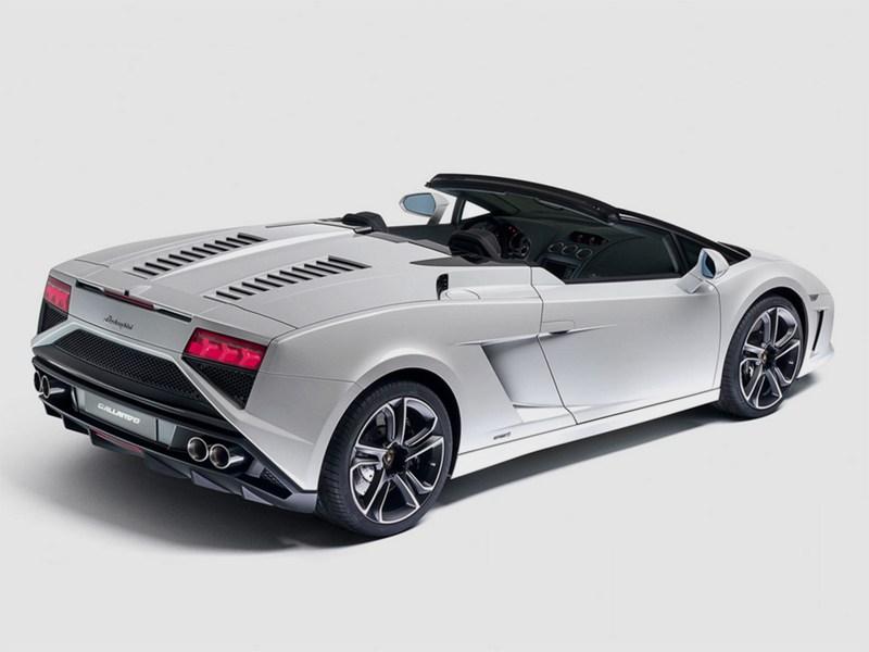 Lamborghini Gallardo LP560-4 2013 вид сзади
