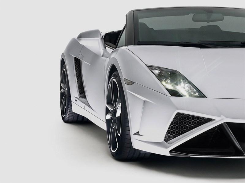 Lamborghini Gallardo LP560-4 2013 вид спереди