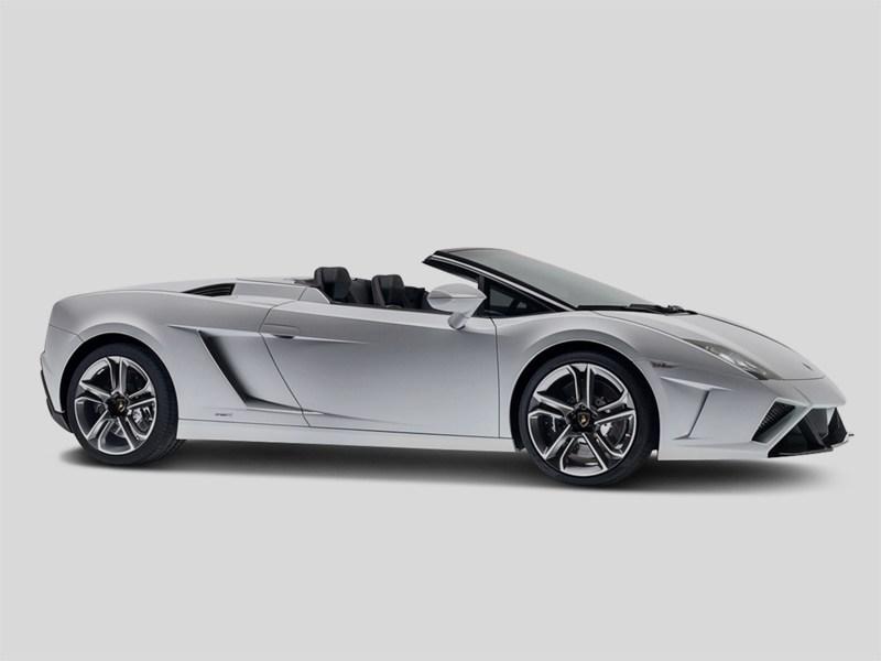 Lamborghini Gallardo LP560-4 2013 вид сбоку