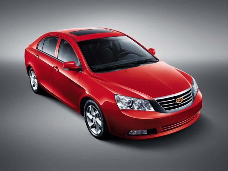 Geely, Emgrand