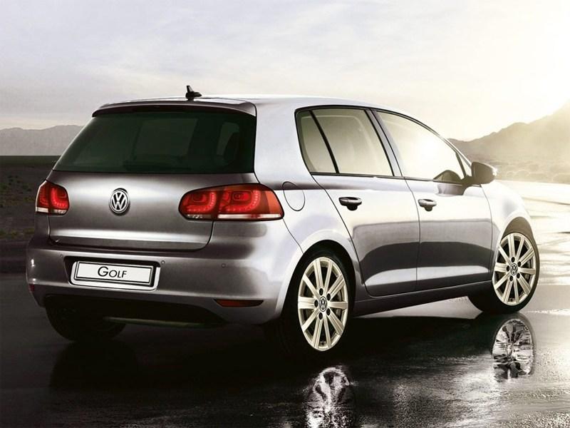 Volkswagen начал прием заказов на спецсерию Golf Comfortline