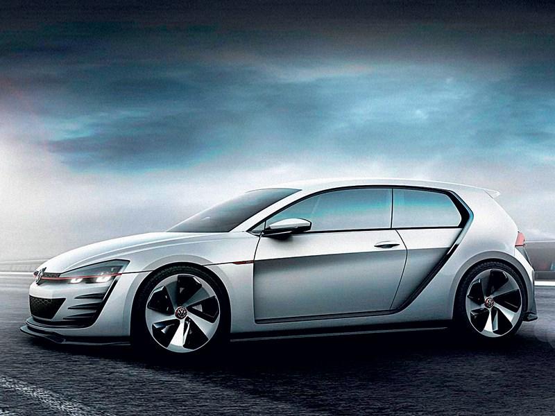 Volkswagen Golf Design Vision GTI
