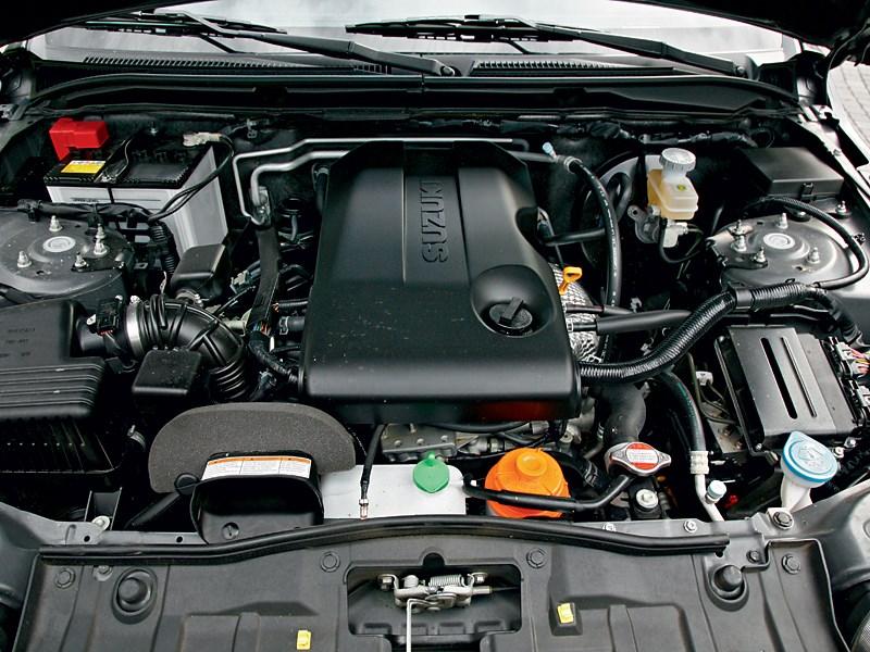 Suzuki Grand Vitara 2012 двигатель