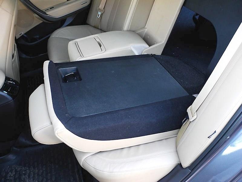 Hyundai Grandeur 2012 задний диван
