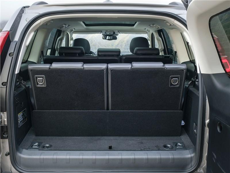 Haval H9 (2020) багажное отделение