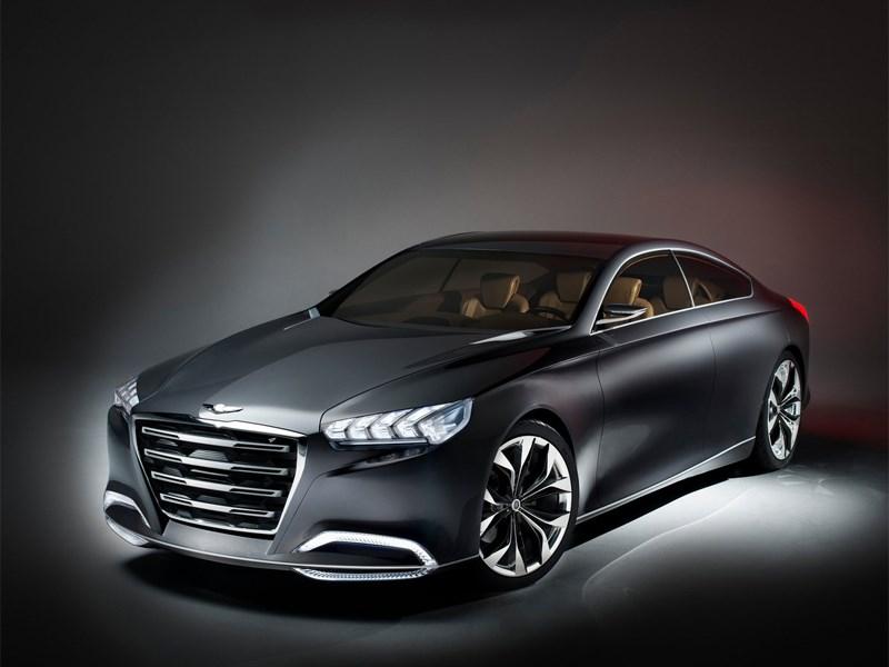 Hyundai HCD-14 Genesis 2013