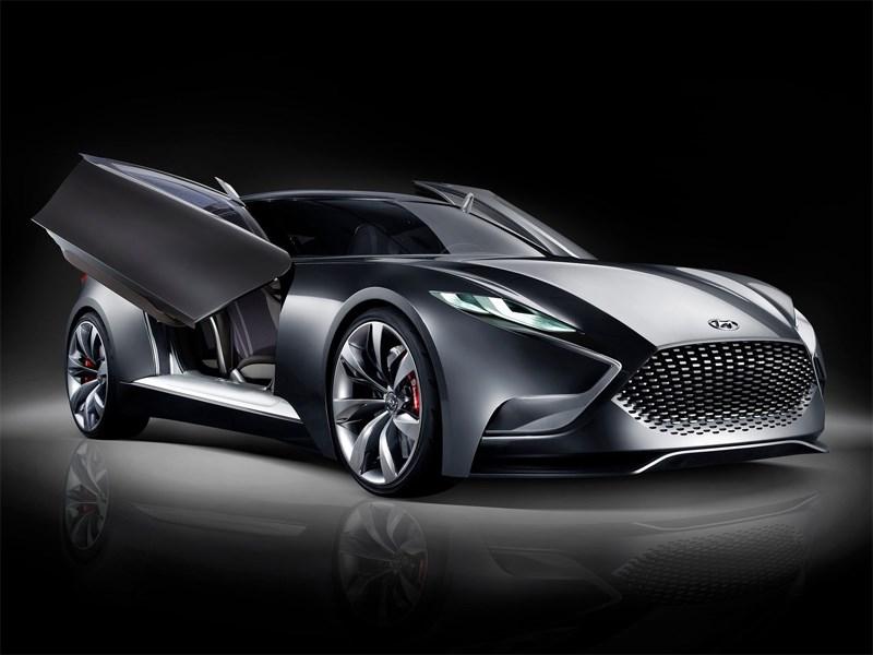 Hyundai HND-9 концепт