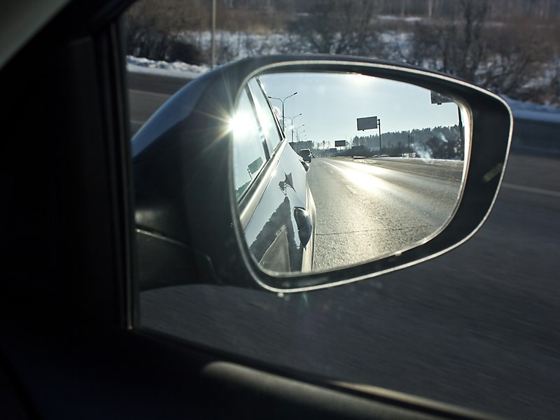 Hyundai i30 2012 боковое зеркало