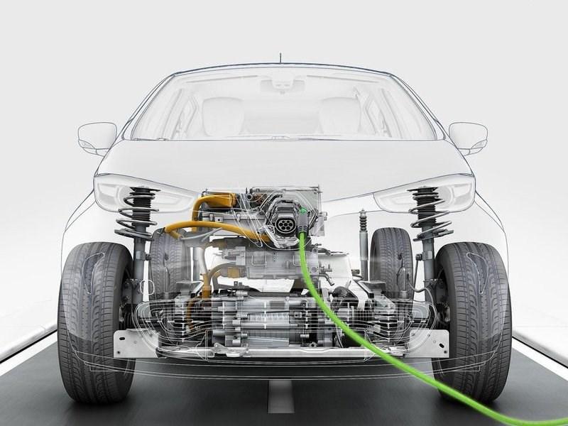 Renault отзывает более 10,5 тысяч электрокаров Zoe