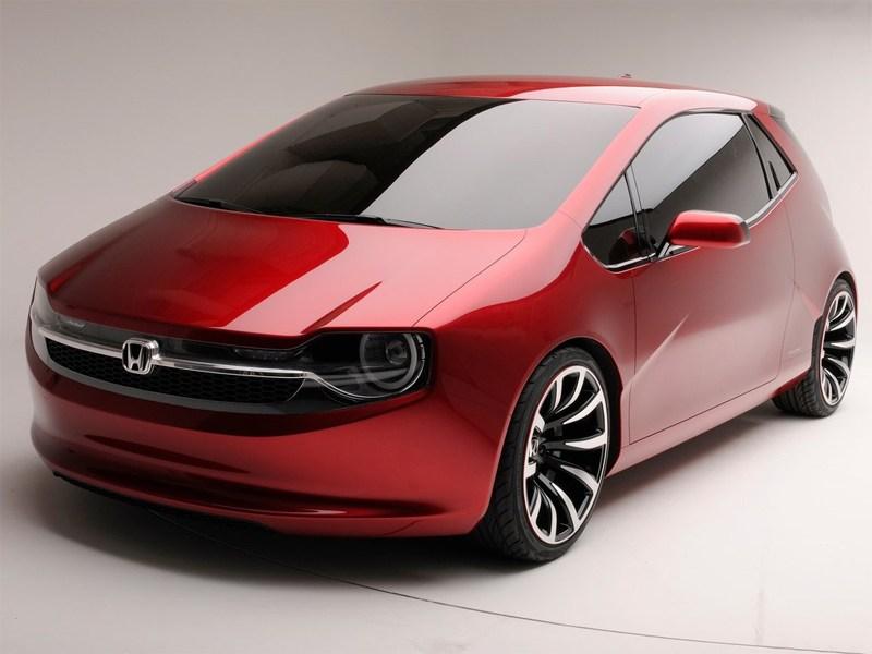 В Монреале компания Honda показала субкомпакт Gear