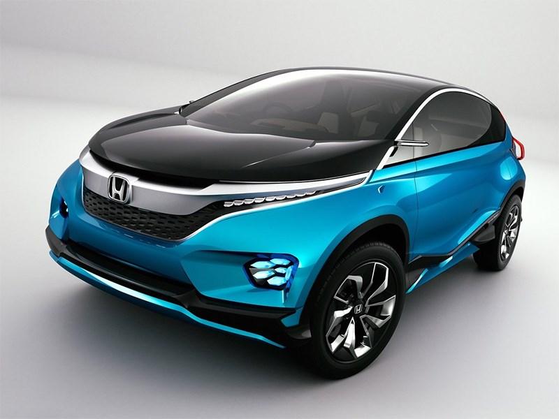 Honda Vision XS-1 2014 вид спереди