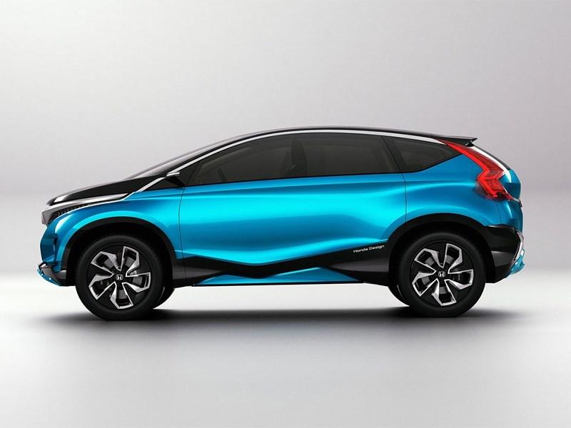 Honda Vision XS-1 2014 вид сбоку