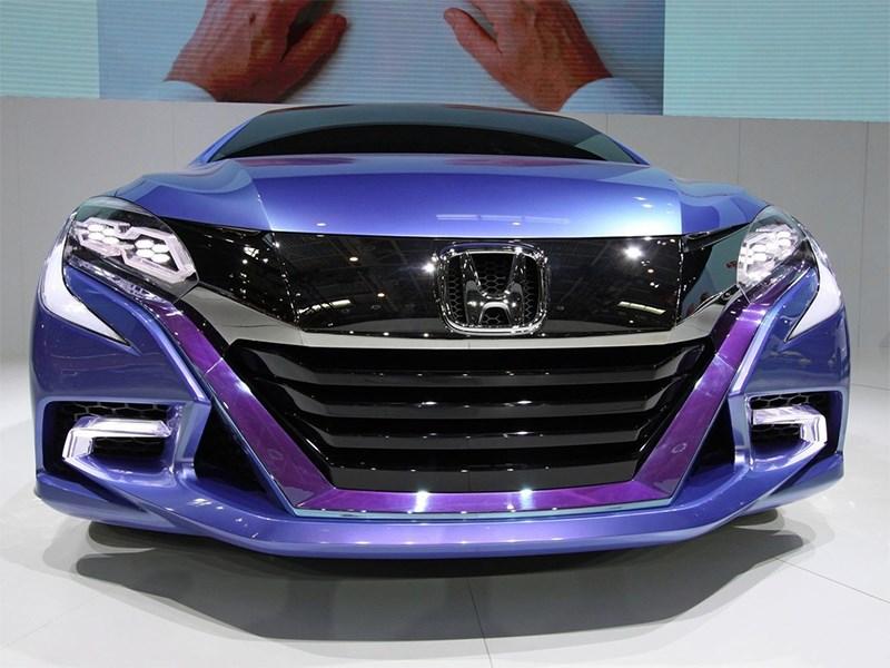 Honda B Concept 2014 фас