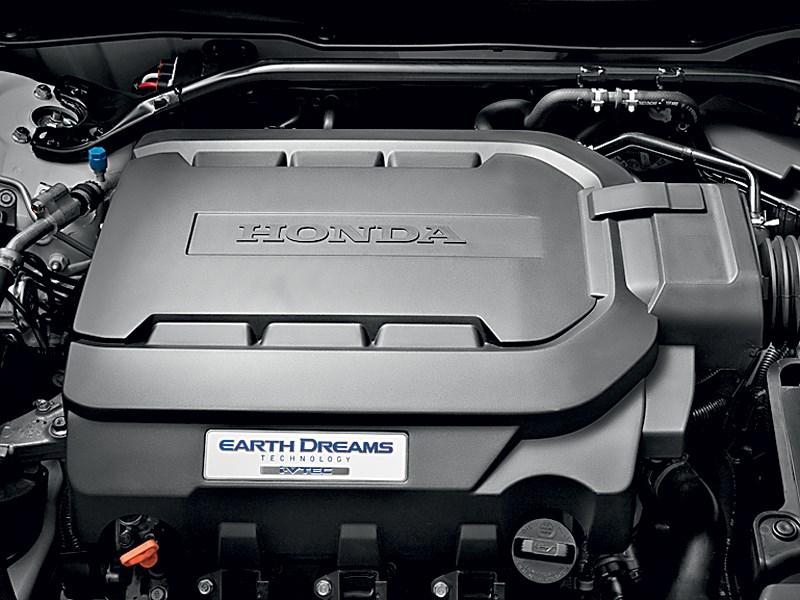 Honda Crosstour 2013 двигатель