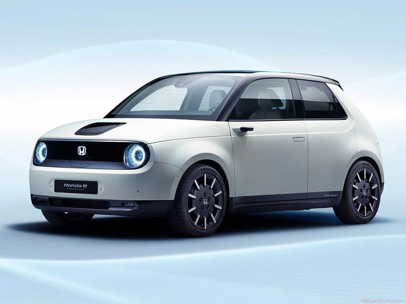 Honda открыла предзаказ на свой электрический хэтчбек Фото Авто Коломна