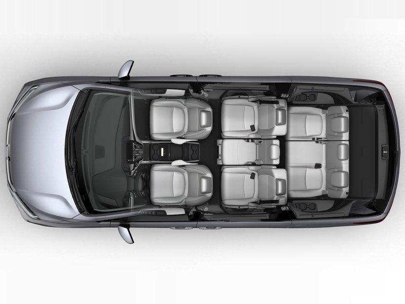 Минивэн Honda Odyssey нового поколения дебютировал в Детройте