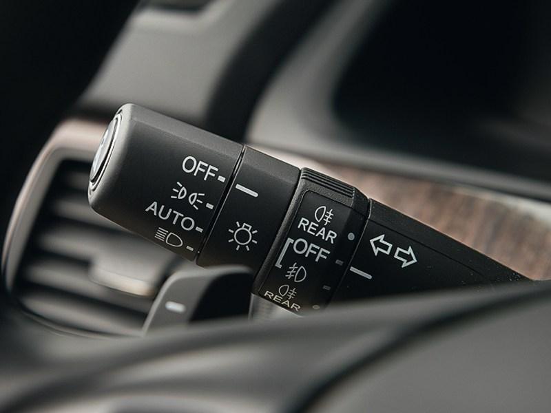 Honda Accord 2003 подрулевой переключатель