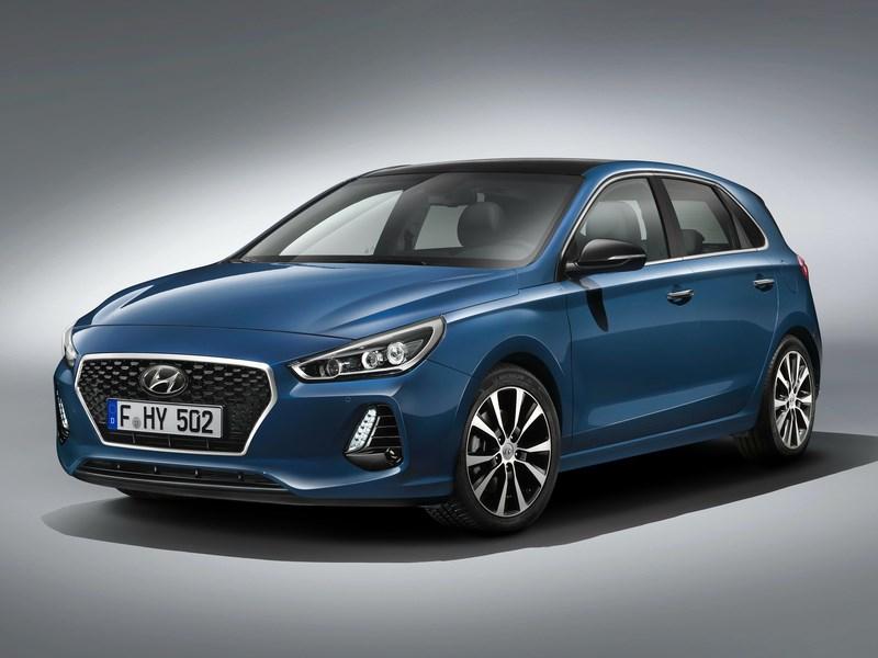 Hyundai рассказал о новом поколении хэтчбека i30