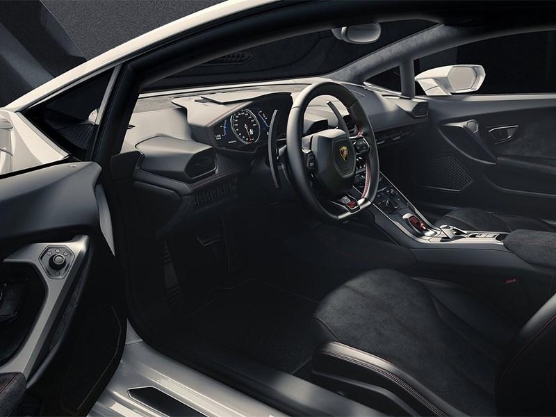 Lamborghini Huracan LP 610-4 2014 салон