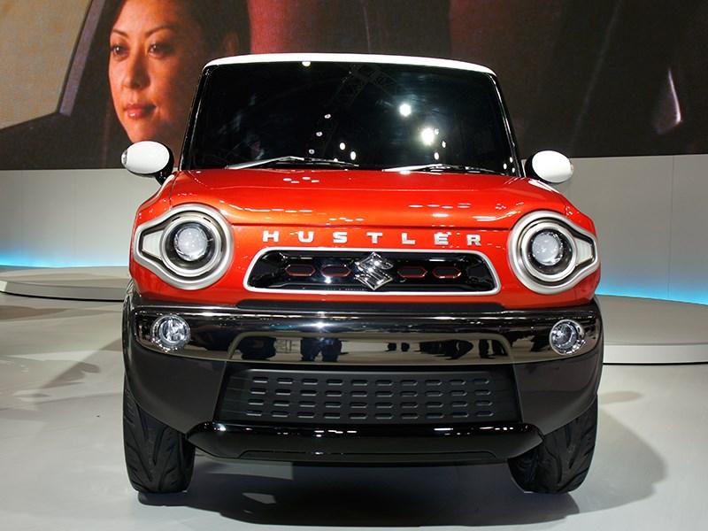 Suzuki Hustler concept 2013 вид спереди