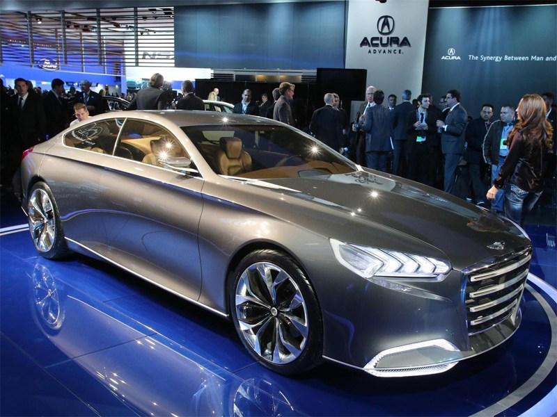Hyundai раскрыл тайну будущего своего премиум-сегмента