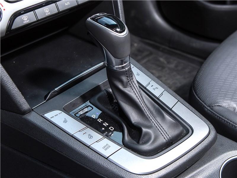 Hyundai Elantra 2017 6АКПП