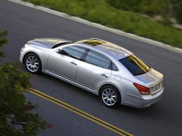 На российском заводе «Автотор» будут производить автомобили Hyundai Equus