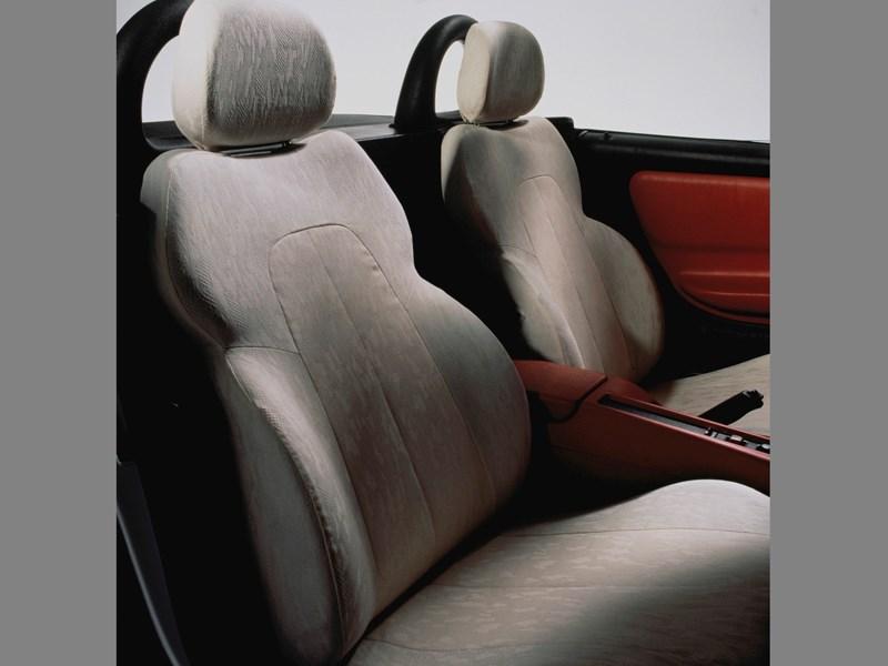 Сиденья Mercedes-Benz SLK первого поколения