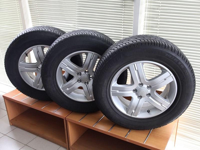 Летние шины Michelin Latitude Diamaris – мягкие и цепкие.