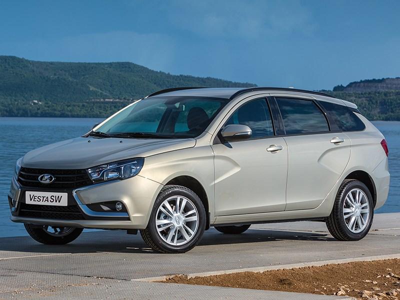 Летом на25% увеличились продажи авто Лада в Российской Федерации
