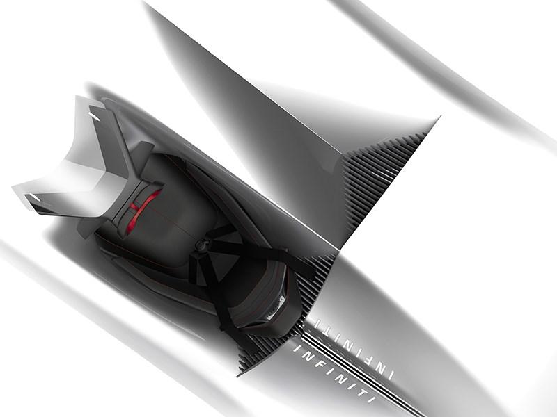 Инфинити представит новый электрический концептуальный автомобиль