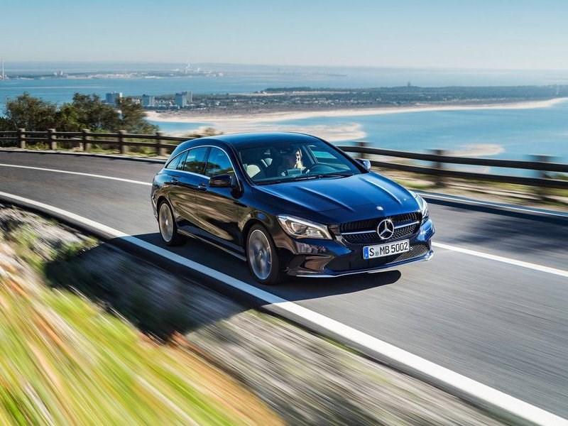 Обновленный Mercedes-Benz CLA получил рублевый ценник