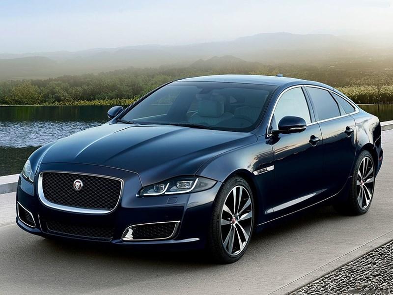 Jaguar снимет с производства флагманский седан XJ