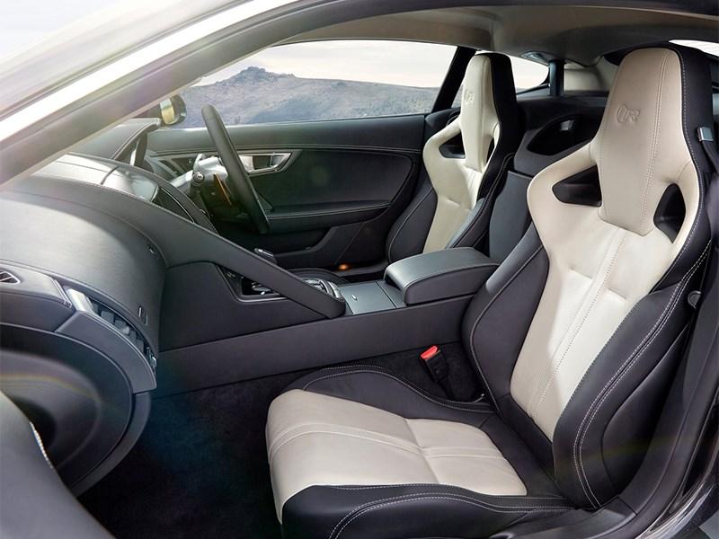 Jaguar F-Type 2014 передние кресла