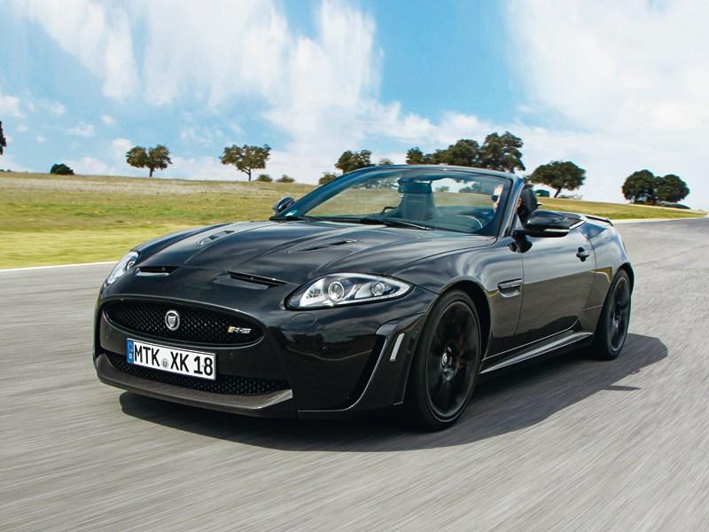 Jaguar XJ, Jaguar XFR, Jaguar XF, Jaguar XKR - jaguar xkr-s вид спереди