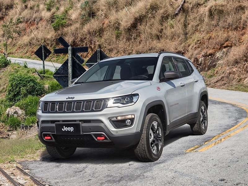 Jeep привезет новый Compass в Россию