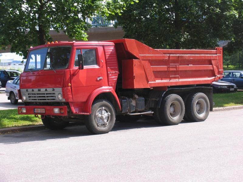 Российский рынок грузовых автомобилей вырос на 13 процентов