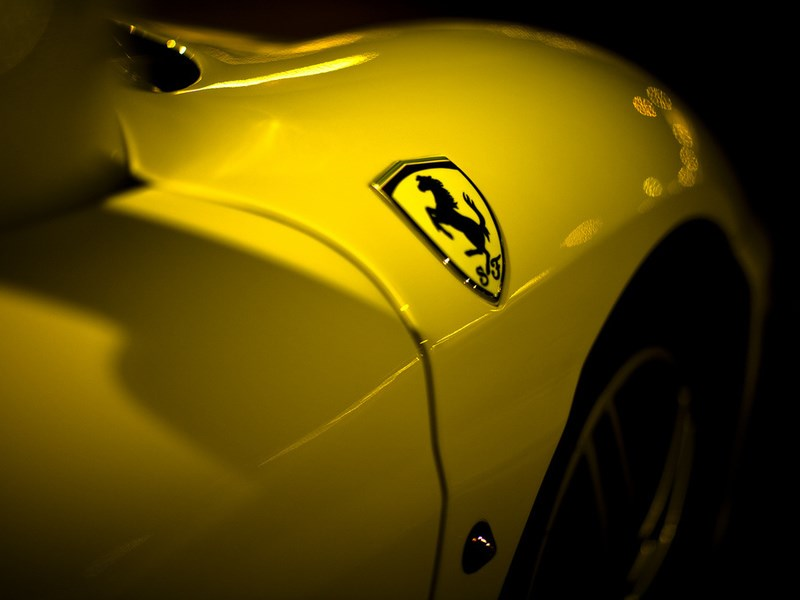 Прирост объема продаж Ferrari в России в июне превысил 100-процентную отметку