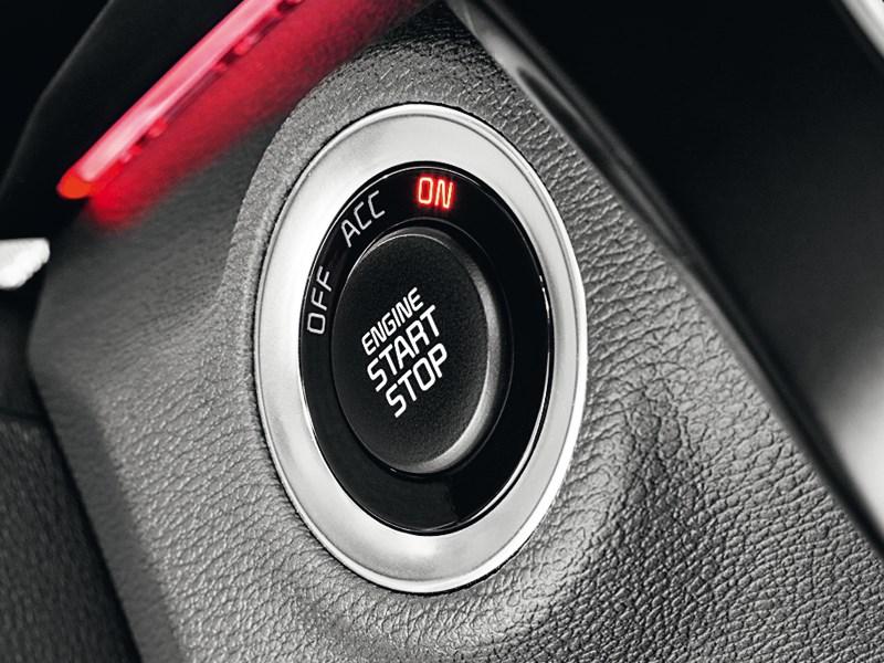 """Kia Quoris 2013 кнопка """"старт-стоп"""""""