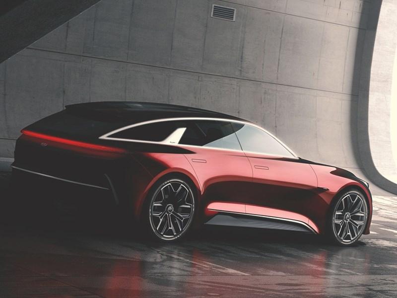 Kia подтвердила создание спортуниверсала cee'd - автоновости