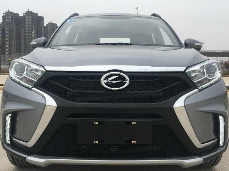 Новый фирменный дизайн автомобилей Lada вдохновил китайских создателей копий