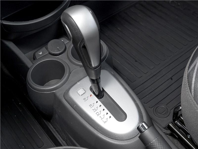 Chevrolet Spark (2010) АКПП