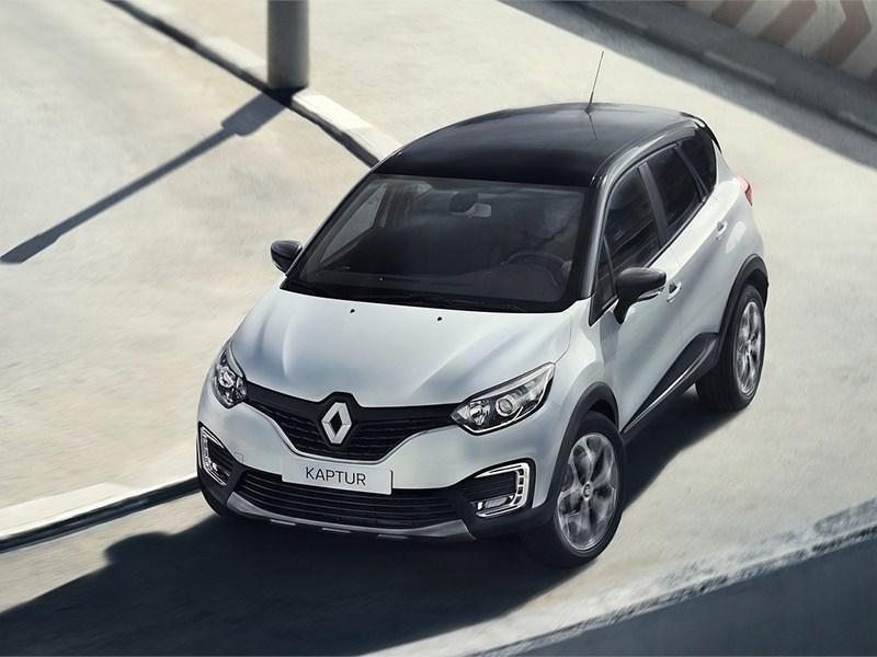 Новый кроссовер Renault Kaptur для России представлен официально