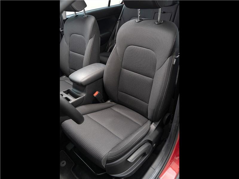 Kia Sportage 2019 переднее кресло