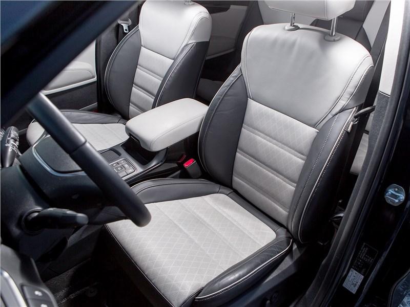 Kia Sorento Prime 2018 передние кресла