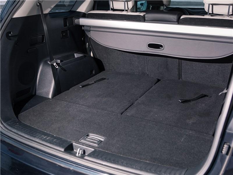 Kia Sorento Prime 2018 багажное отделение