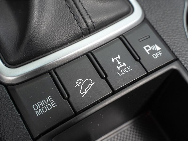 Kia Sportage 2019 клавиша Drive Mode