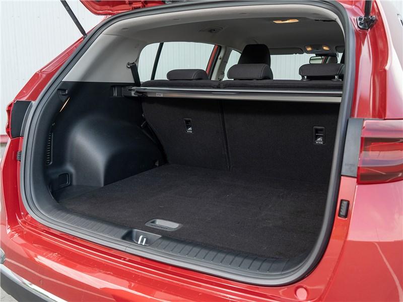 Kia Sportage 2019 багажное отделение